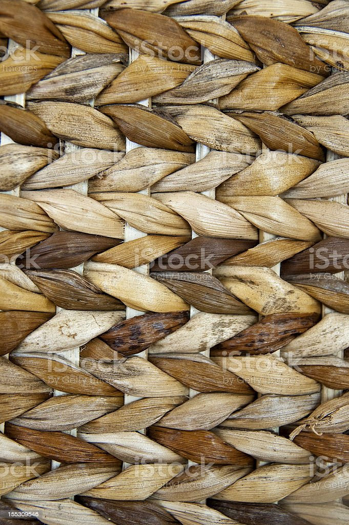 straw woven background royalty-free stock photo