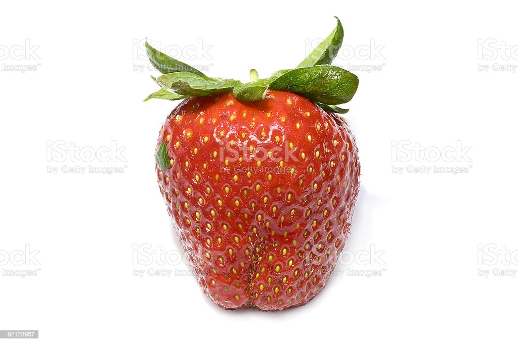Strawberrie royalty-free stock photo