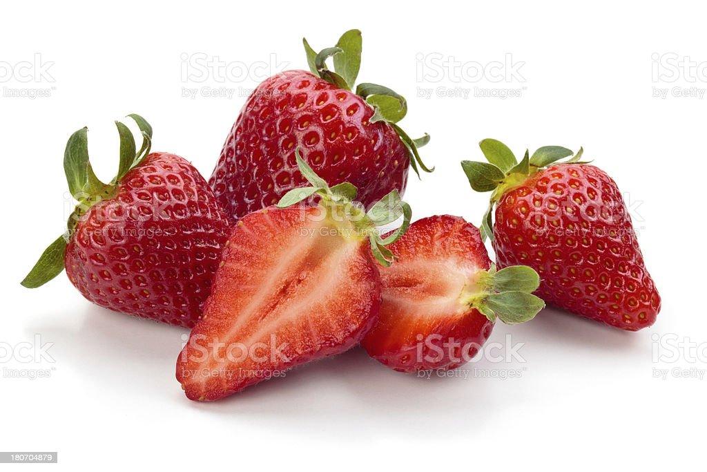 Strawberries. royalty-free stock photo
