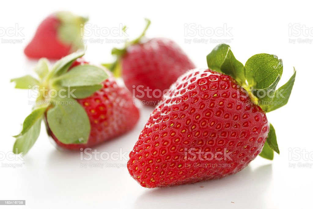 Strawberries. royalty-free stock photo