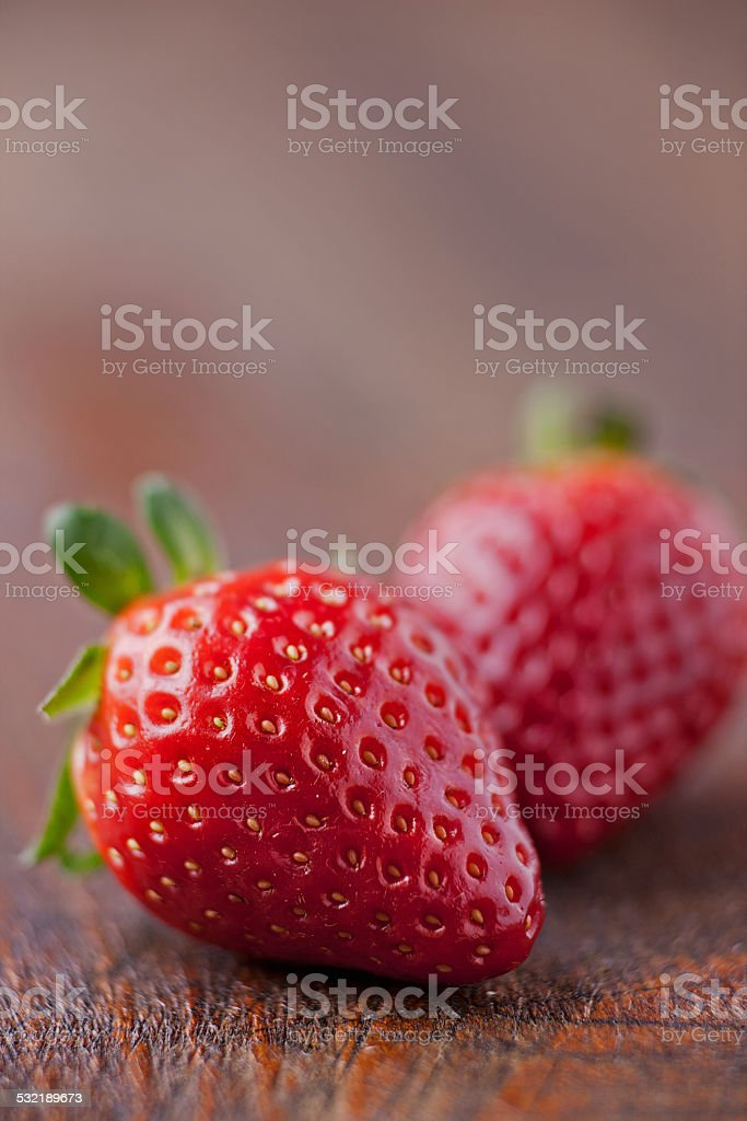 Fragole foto stock royalty-free