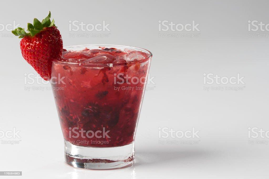 Strawberry Cocktail #3 stock photo