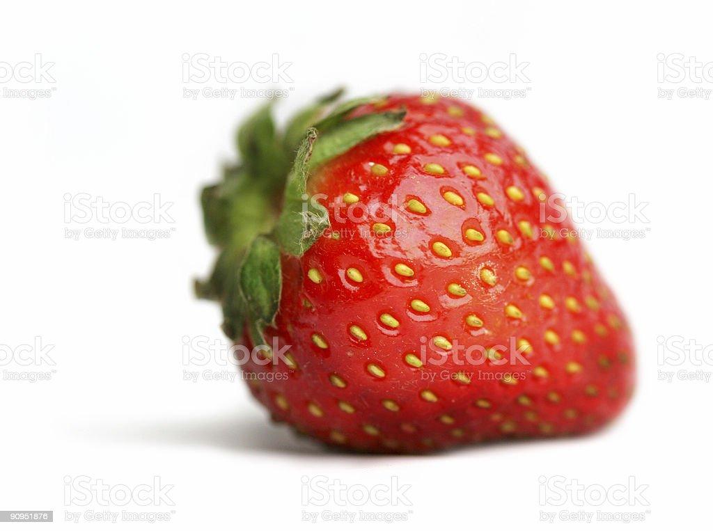 Strawberry Perfection stock photo
