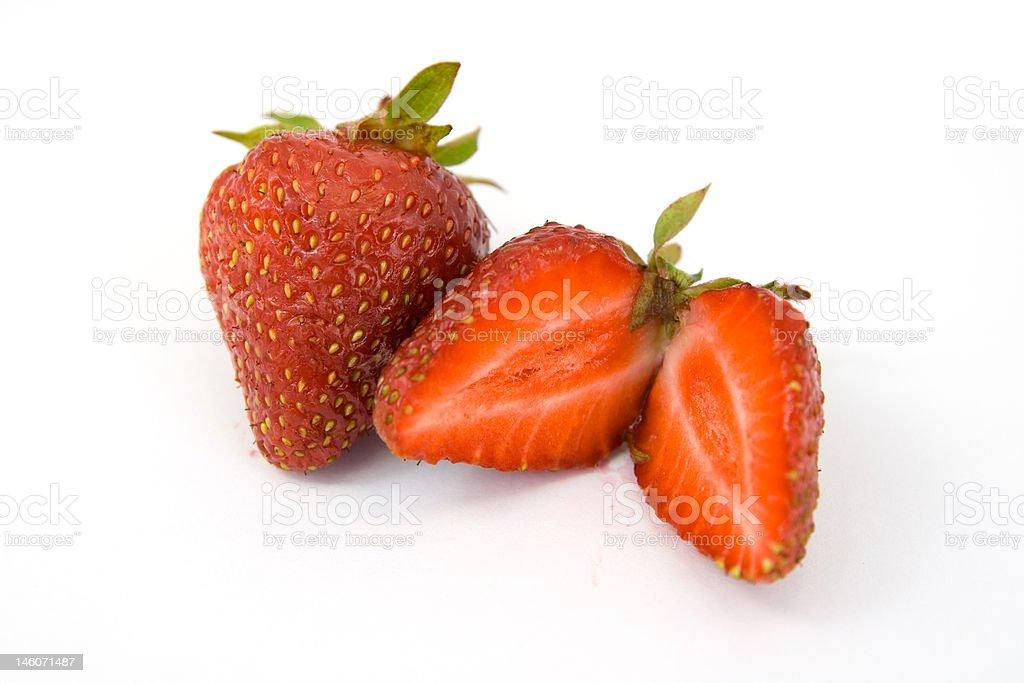 - Erdbeere Lizenzfreies stock-foto