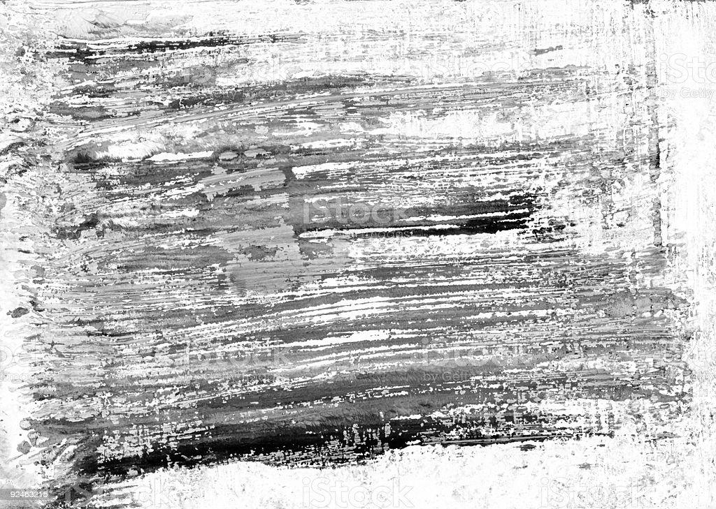 Streaky Brush Background texture royalty-free stock photo