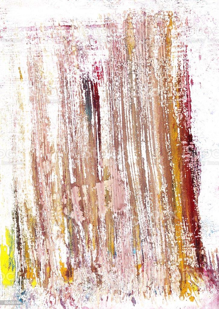 Streaky Brush coloured background texture royalty-free stock photo
