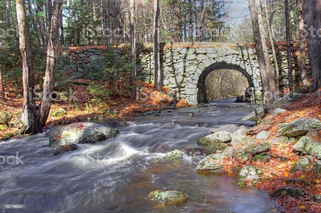 Stream Flow stock photo