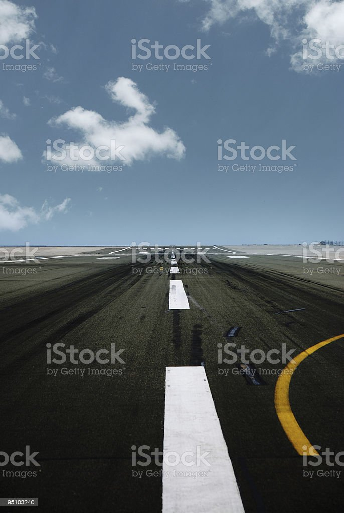 street and sky royalty-free stock photo
