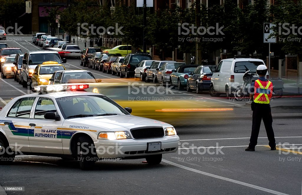 Street block royalty-free stock photo
