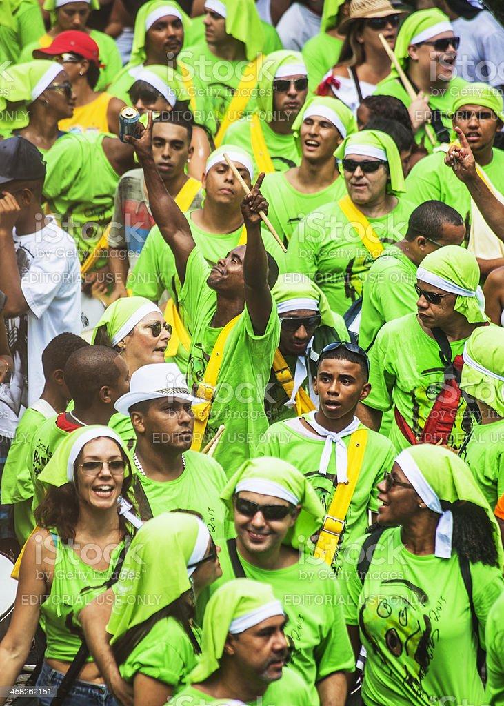 Street carnival. royalty-free stock photo