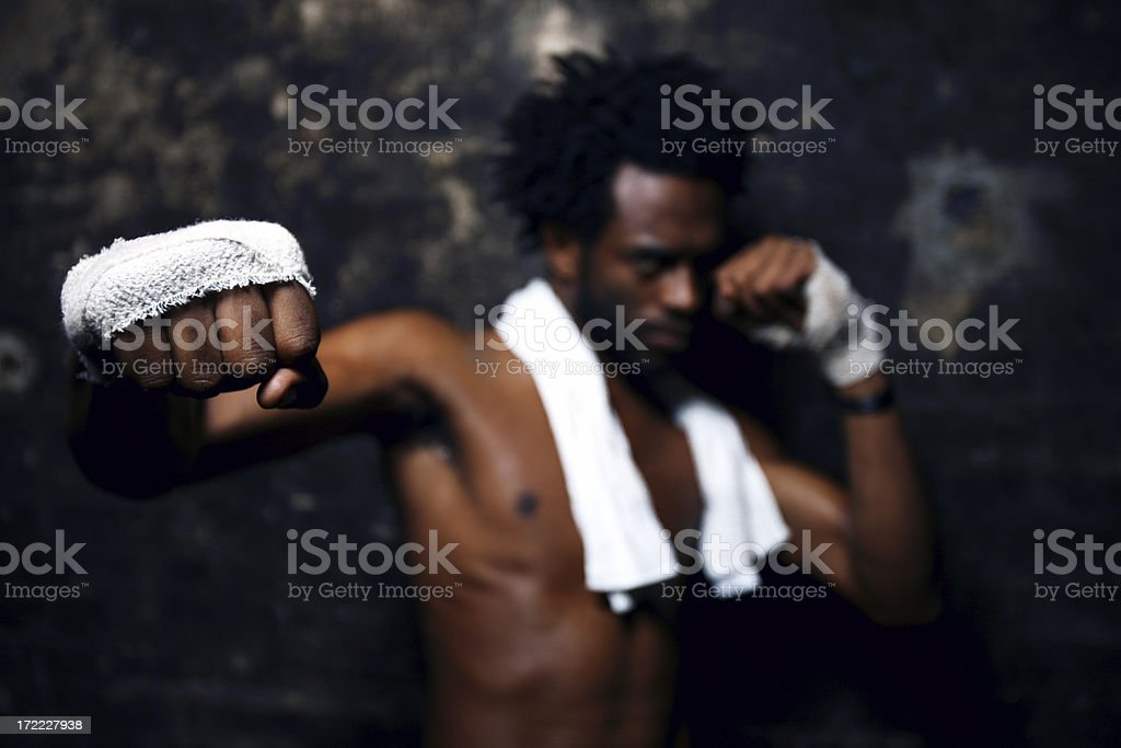 street fighter royalty-free stock photo