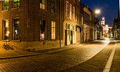 Street Grotekerksbuurt Dordrecht