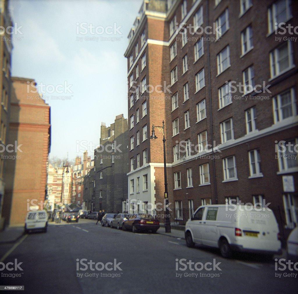 street in London stock photo