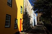 Street in Lyme Regis