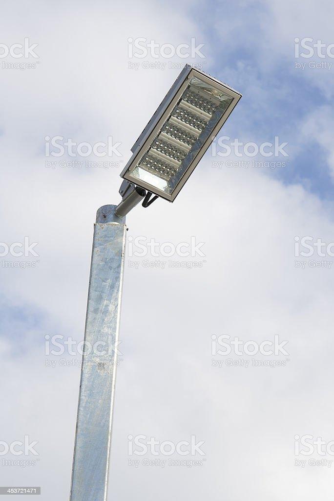 Street lamp LED stock photo