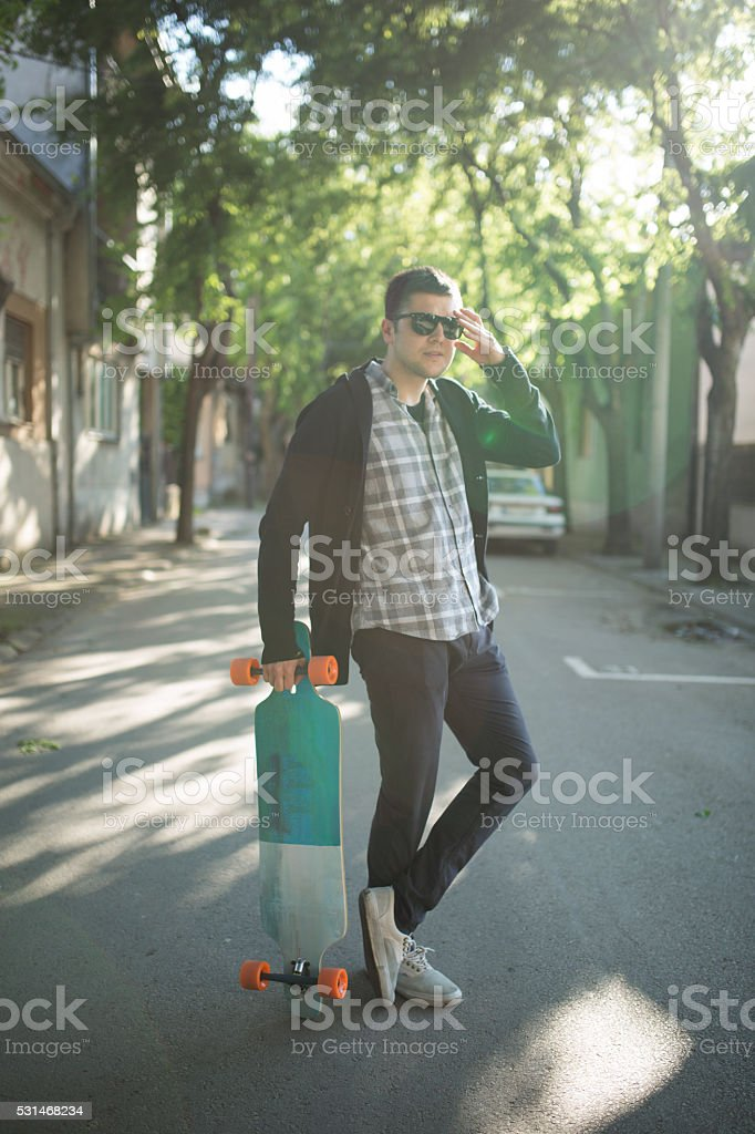 Street Lifestyle stock photo
