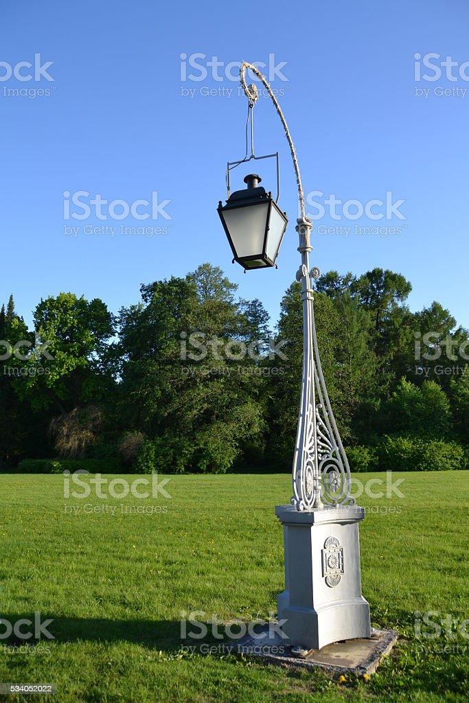 Street light. stock photo