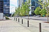 Street of Seattle, Washington.