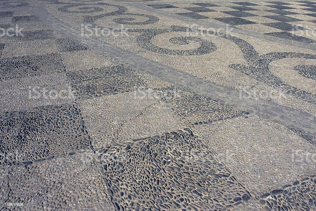 street pattern royalty-free stock photo