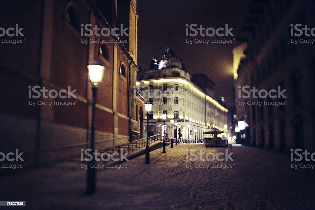 Street royalty-free stock photo