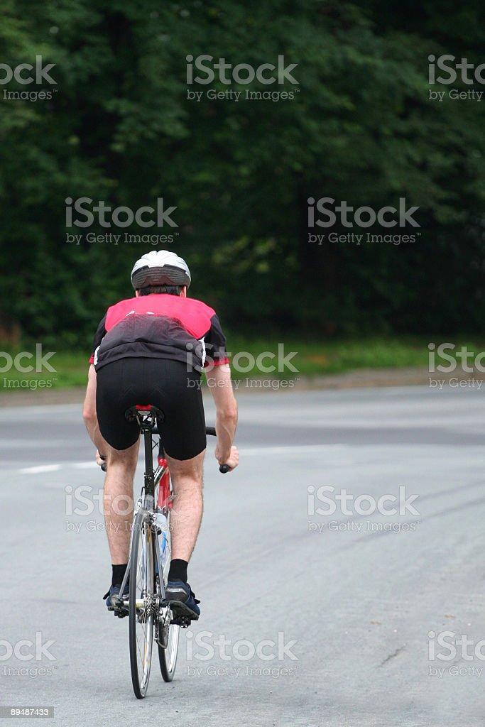 Street Racer royalty-free stock photo
