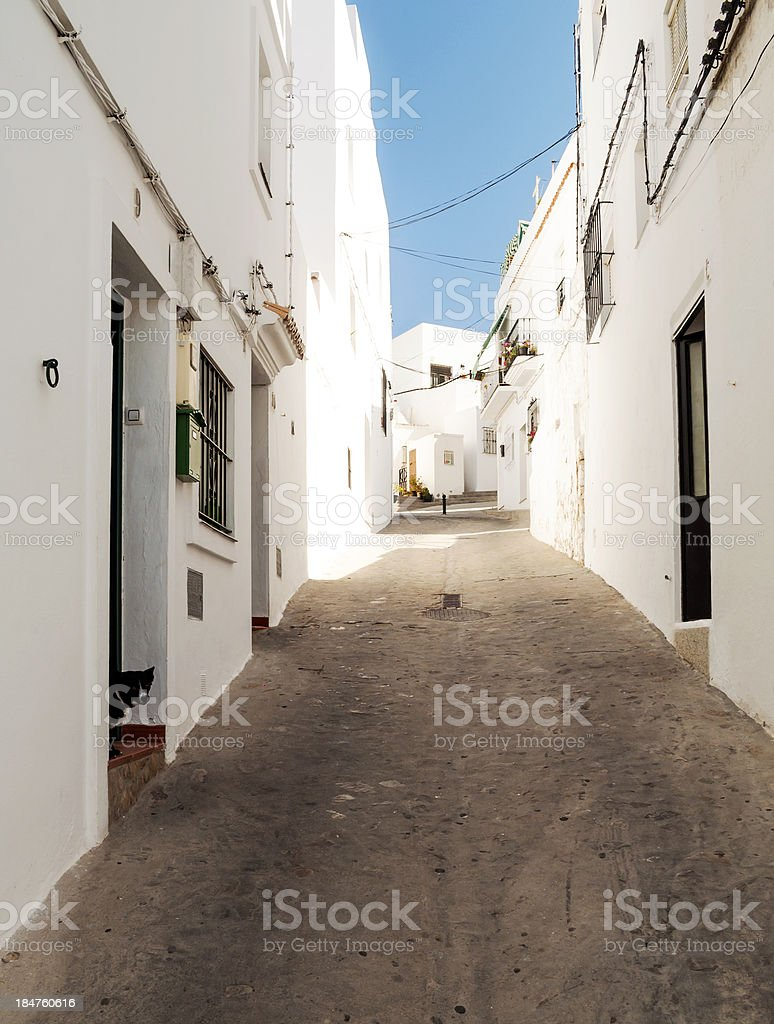 Street scene royalty-free stock photo