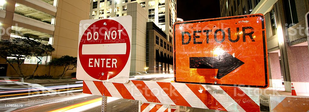 Street Signs royalty-free stock photo
