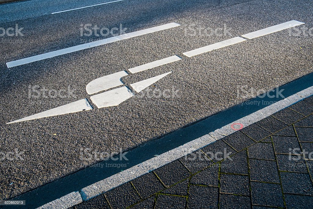 street symbol royalty-free stock photo