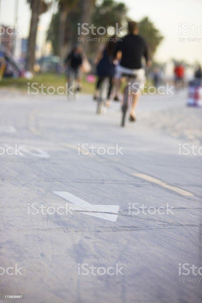 Street Venice royalty-free stock photo