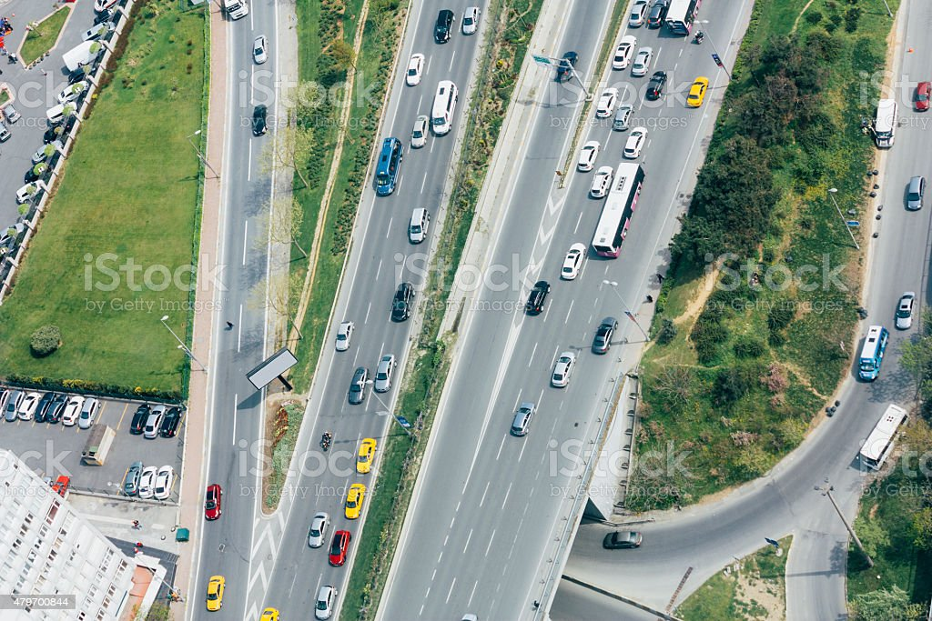 street view, traffic human transportation vehicle stock photo
