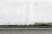 Street wall background