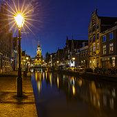 Streetlights at Alkmaar