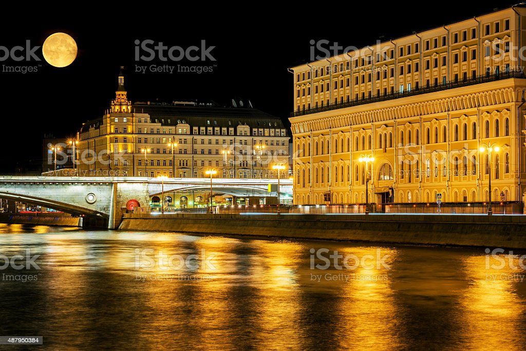 Streets in the historical city center. stock photo