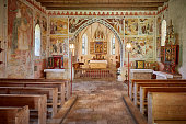 Streichenkirche Innen