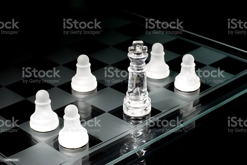 Strength in Numbers royalty-free stock photo