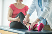 Strengthening an Ankle Injury
