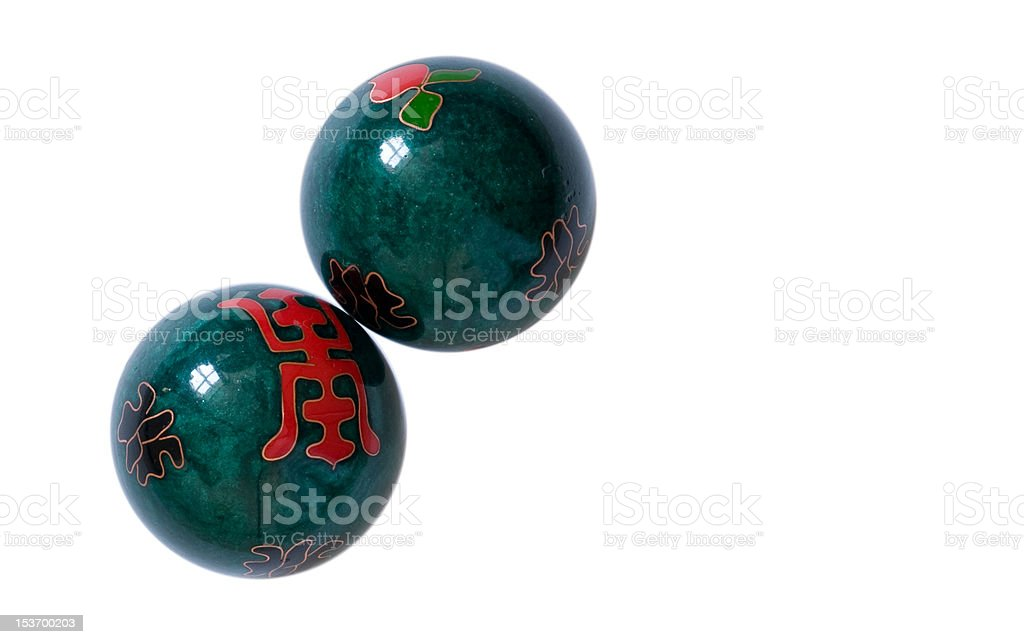 Stress balls. stock photo