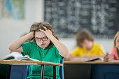 Stressed in Class