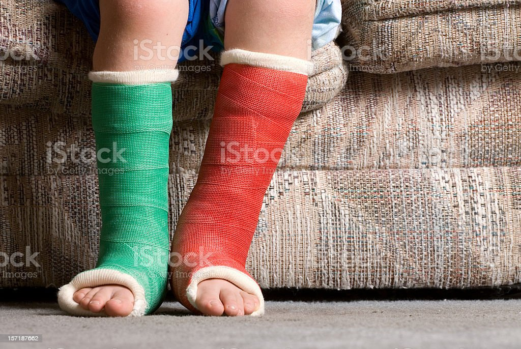 Stretch Cast royalty-free stock photo