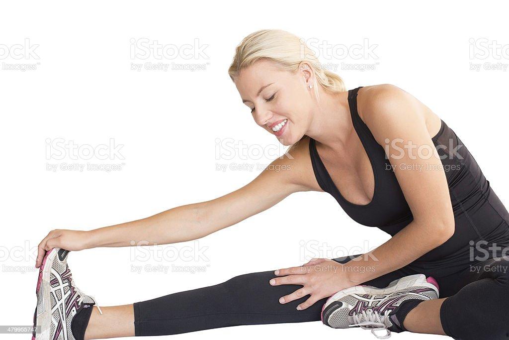 Stretch stock photo