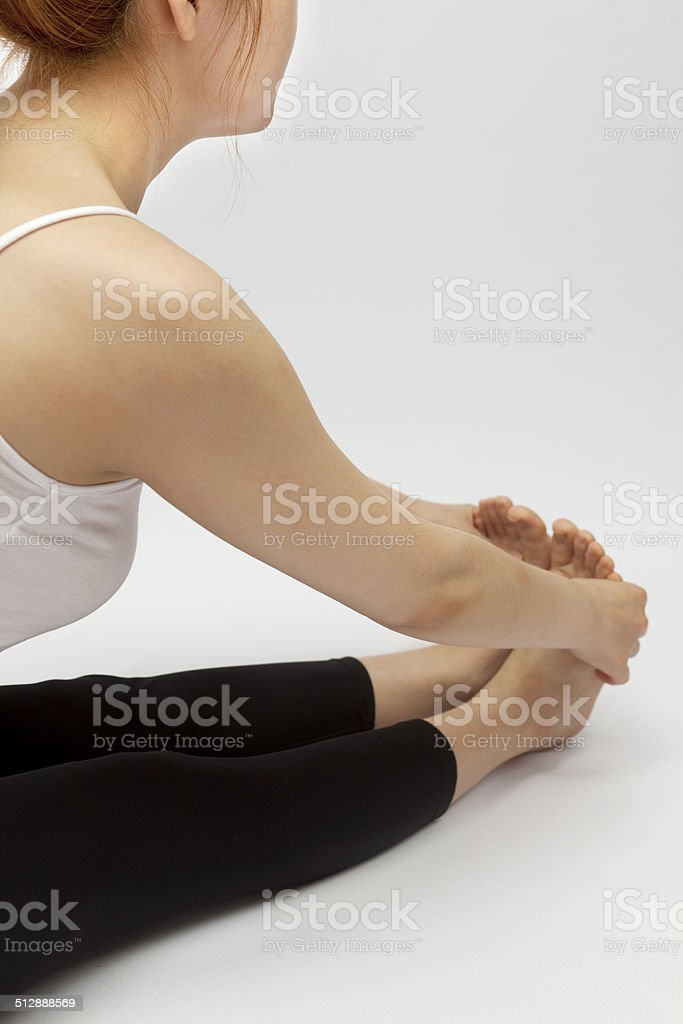 stretch stock photo