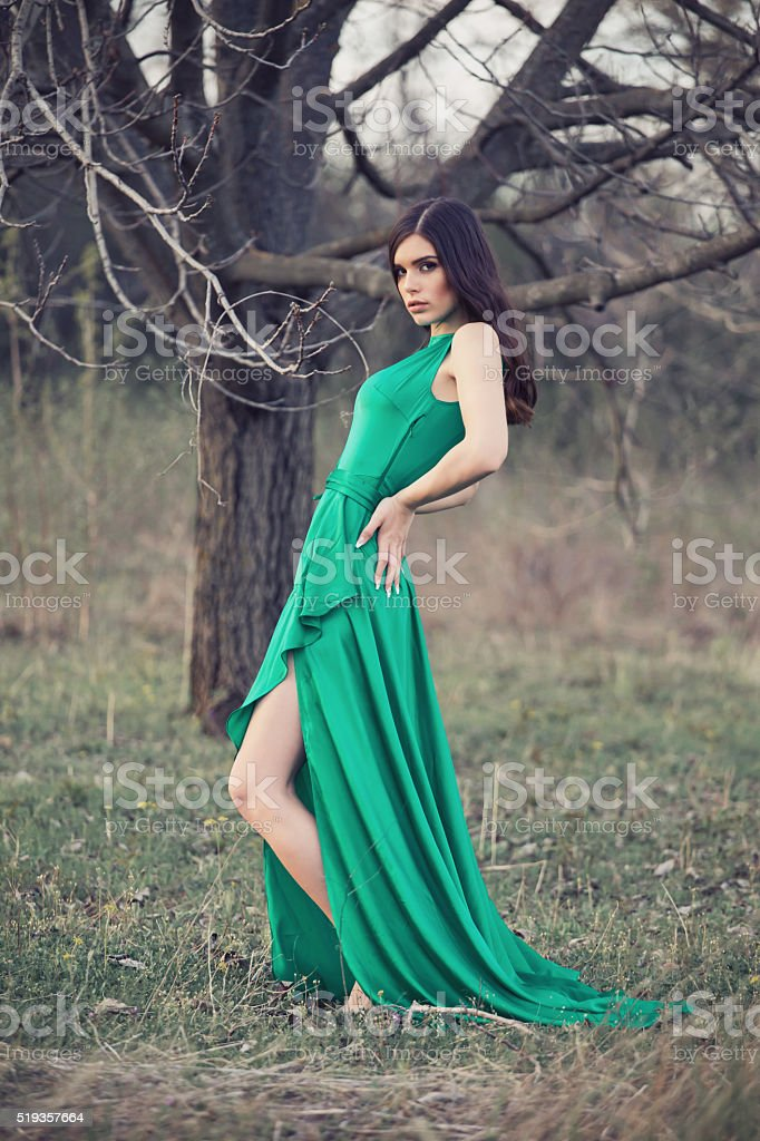 Strike A Pose! stock photo