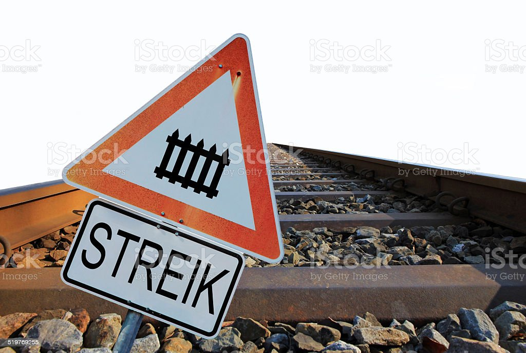 strike stock photo