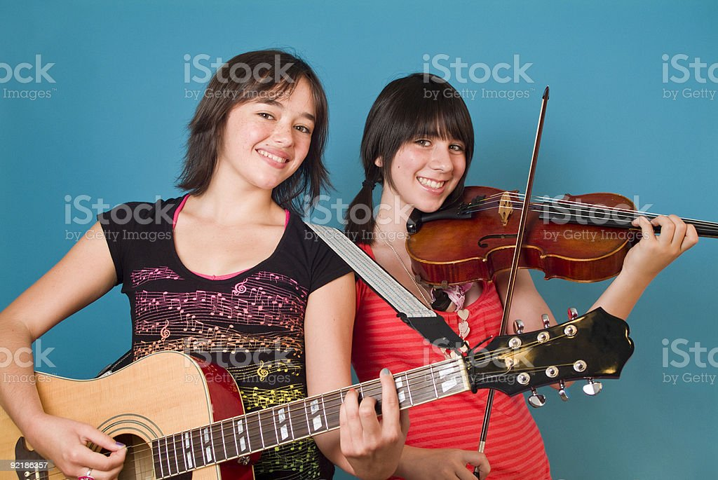 String Instruments royalty-free stock photo