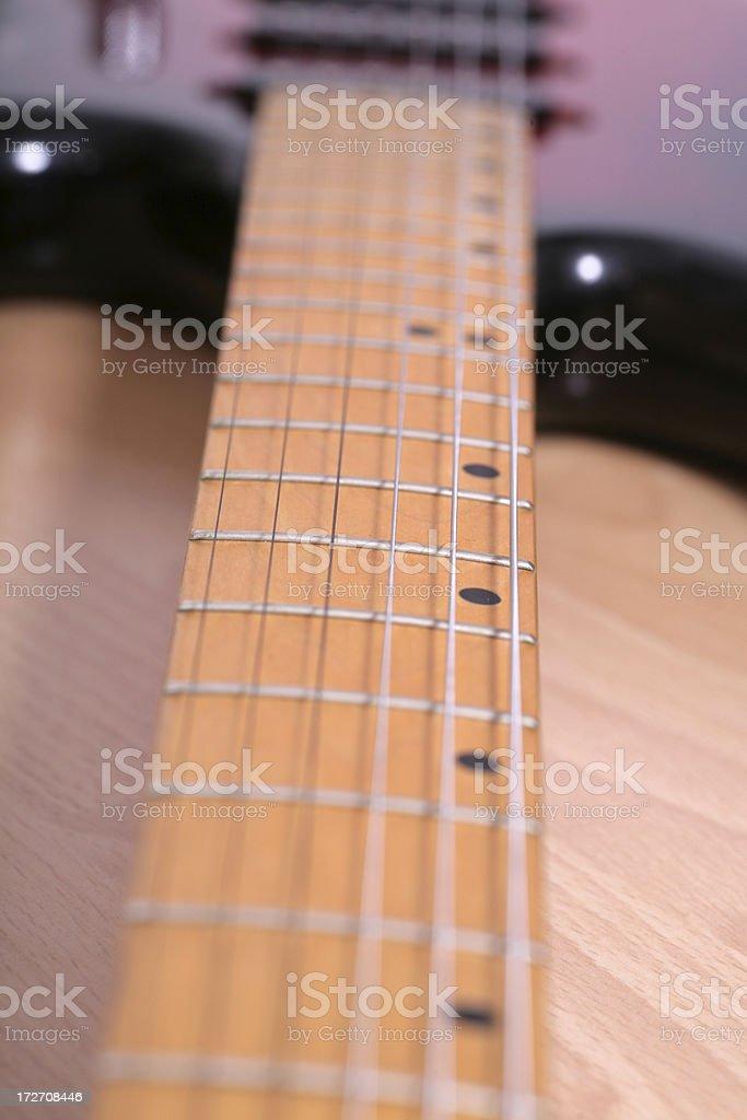 Strings stock photo