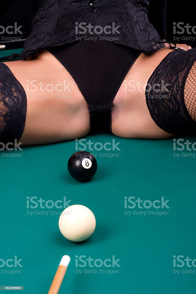 Strip Pool stock photo
