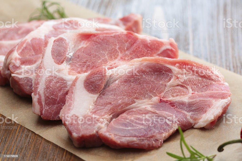 Strip Steak royalty-free stock photo