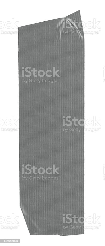 stripe of duct tape royalty-free stock photo