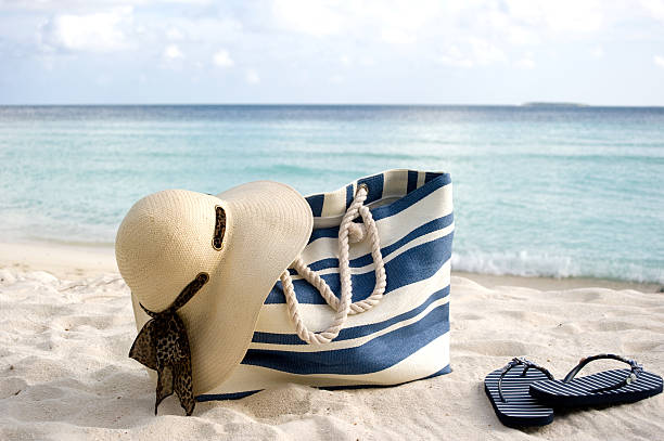 Beach Bag Pictures, Images and Stock Photos - iStock