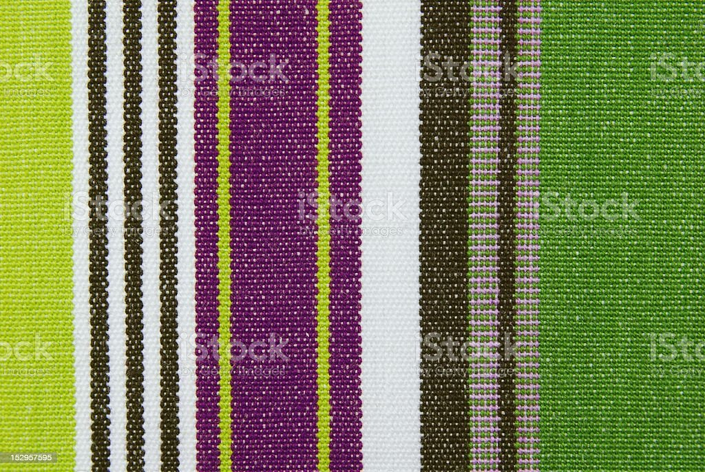 striped fabric texture royalty-free stock photo